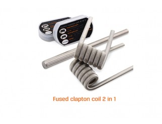 GeekVape N80 Fused Clapton Coil 2 in 1