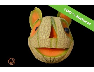 WvA Gourmet Liquids Melone 100% Natural VG 60ml